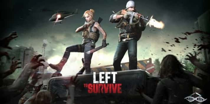 Left to Survive Mod Apk + Data 4.5.0 (Unlimited Ammo) Download