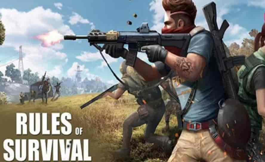 RULES OF SURVIVAL Mod Apk (Patched) Download