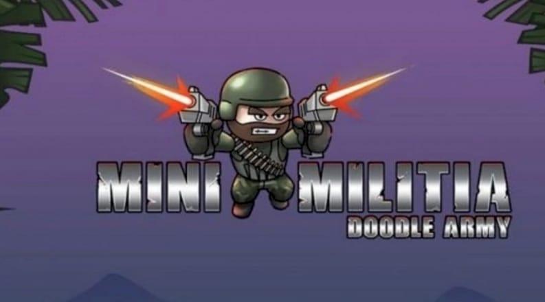Mini Militia Mod Apk (Unlimited Ammo and Nitro) Latest Download