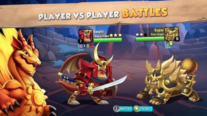 Dragon City Mod Apk Unlimited Money/Gems Latest Version Download