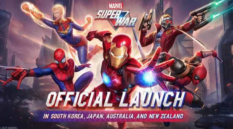 MARVEL Super War Mod Apk (Unlimited Money) Download
