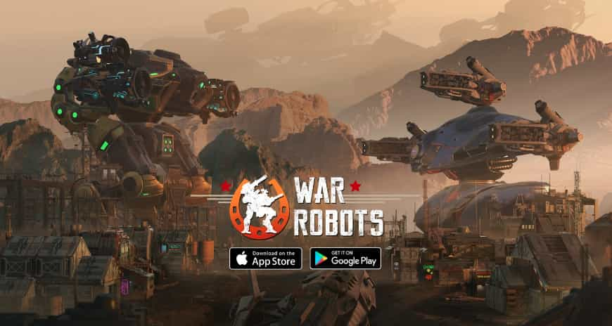 War Robots MOD APK (Unlimited Rockets) Latest Download