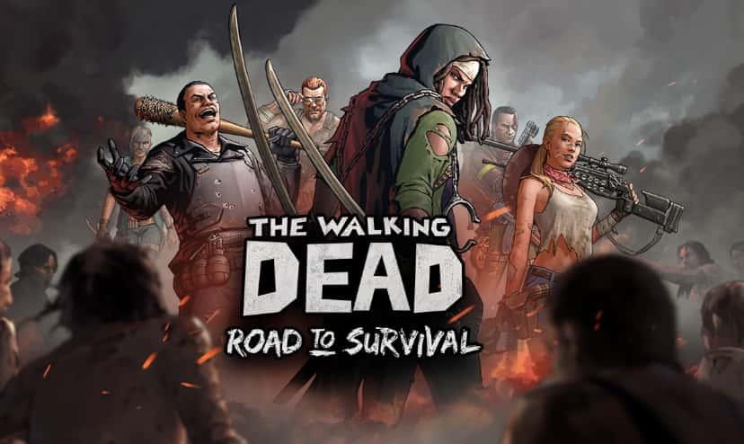 Walking Dead Road to Survival Mod Apk + OBB 30.0.2.96488 Download