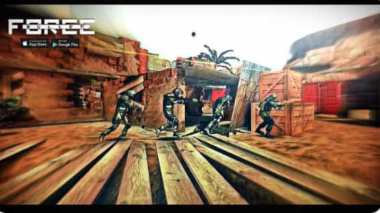 Bullet Force Mod Apk (Unlimited Money and Gold) Download