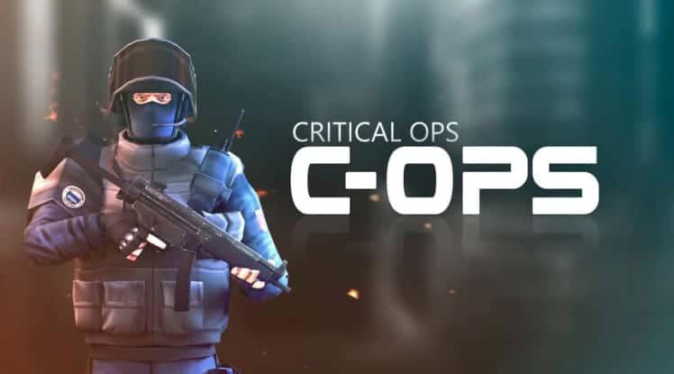 Critical Ops Mod Apk + Data (Unlimited Money) Download