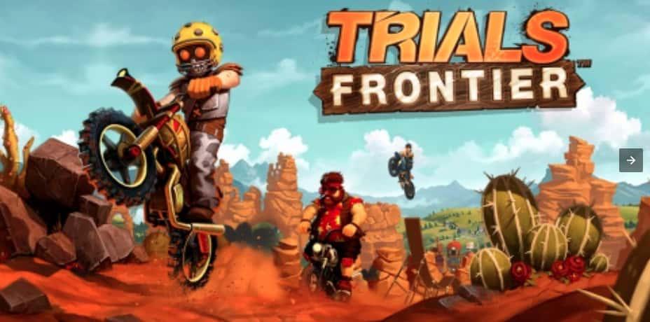 Trials Frontier Mod Apk (Unlocked) Latest Download