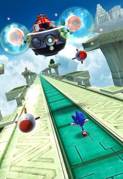 Sonic Dash Mod Apk